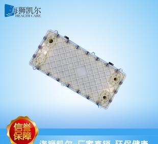 【厂家直供】 电解水专用 铂铱涂层电解槽 效率高 欢迎订购;