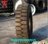 批发销售优质正品7.00-12 叉车实心工程机械轮胎;