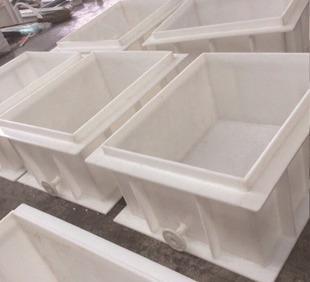湖南厂家优质pp聚丙烯储槽水处理槽电解槽防腐耐酸碱支持订做;