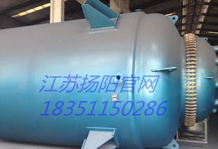 反应釜 F50000L搪瓷反应釜 搪玻璃反应釜 闭式 反应罐 江苏扬阳;