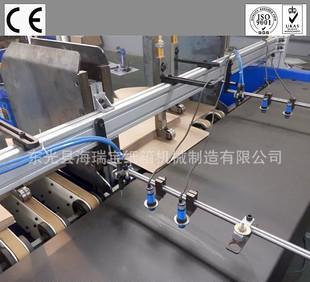 供应YL-T2400型双片粘箱机 双片粘箱一次成型 纸包装机械;