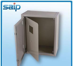 厂家直销450*300*200带中门PVC塑料防水壳体 PVC料仪器仪表壳体;