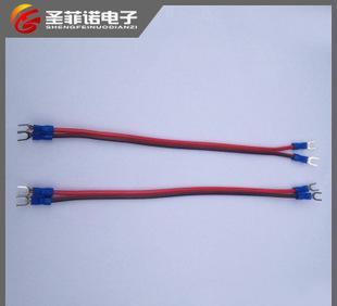 20CMled显示屏电源线 纯铜电子屏电源线材;
