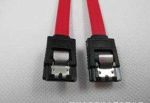 SATA 数据线 SATA线 串口硬盘线 SATA硬盘线 线材批发;