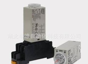 供应欧姆龙工业计时器-定时器H3Y-2-C AC220V 60S工业计时器60S;