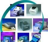 江阴办公文具条码打印设备 条码耗材 江阴各种品牌标签打印机打印;