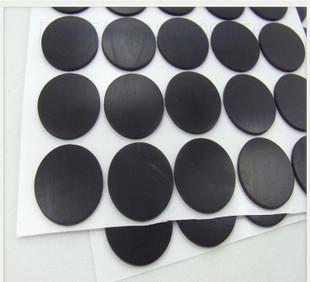 现货圆形橡胶垫片 平面橡胶片 防滑胶垫来电订购;