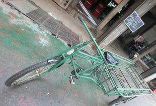 顺星 红星牌三轮车 1.6米三轮车 货运 运输三轮车 人力三轮车;