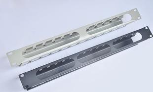 金属理线架,12档理线架,19机架式理线架,1U理线架,线缆管理槽;