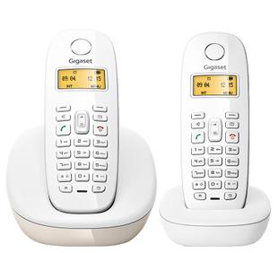 正品联保 集怡嘉 A680套装 电话机 数字 无绳电话 办公家用;