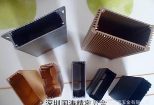 铝型材外壳 仪表壳体 控制器电源盒外壳 挡板可免开模定制;