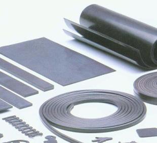 厂家定制加工软磁 橡胶磁磁铁 磁铁纸 橡塑磁 磁石磁性材料批发;