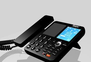 润普2400小时数码录音电话机;