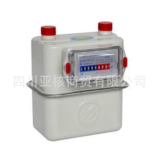 家用煤气表/G2.5膜式燃气表/煤气表配件/DN15;