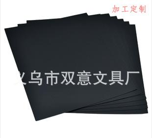 Yiwu manufacturers custom-made PP plastic sheet PP sheet black green color can be customized