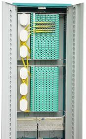 厂家供应优质电信级多功能光纤配线架;