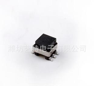 大量直销 ee5.0 电流互感器 EE5.7电流互感器 磁环电感【图】;