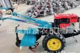曲阜农用机械 农业施肥播种耕地机拖拉机 大马力手扶中耕拖拉机;