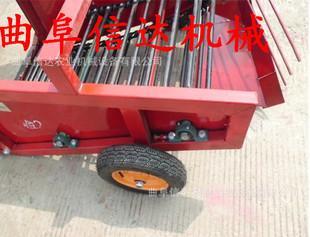 拖拉机带动根茎作物收获机 土豆/马铃薯/红薯/芋头/大姜等收获机;