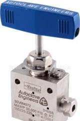 Autoclave超高压不锈钢仪表针阀;