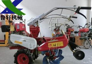 田園管理溝切り土寄せ機機械収穫機