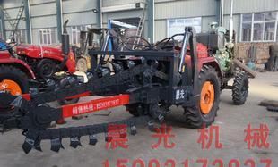 果樹園の施肥オーチャード栽培溝切り機価格コンサルティング朝機械製造QQ:25544816
