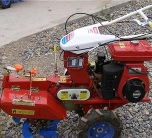 農業土壌耕整機械メーカー直接供給卸売チェーン式溝切り機山芋専用小型溝切り機