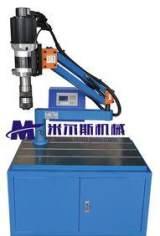 供应M8-36大型攻牙设备 伺服电动攻牙机 电动攻丝机 螺纹加工机床;