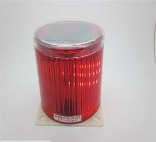 厂家直销人气 LTD-6108太阳能警示灯 交通安全 爆闪LED超亮;