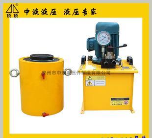厂家直销100-630吨(T)液压千斤顶 电动液压千斤顶 优质45#钢加工;
