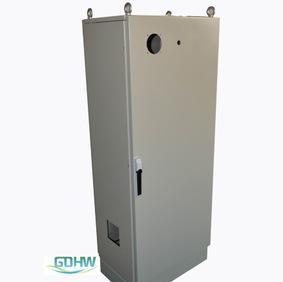 厂家直销支持混批广东恒玮九折型钢冷轧钢特制配电柜电源柜;