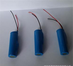 厂家直销3.7V充电14500锂电池 数码产品电池 玩具电池;