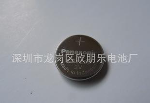 panasonic/松下纽扣电池CR1220;