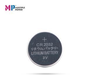 骐源MP 纽扣电池 CR2032 手表电池原装 电脑主板电池 电子称电池;