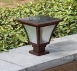 SZ1.5W铝合金太阳能灯庭院灯太阳能草坪灯户外灯花园灯墙头灯;