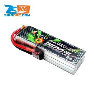 格氏电池 2600mAh 3S 11.1V 25C 遥控飞机航模配件无人机锂电池组;
