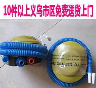 厂家直销批发脚踩打气筒 气筒气泵充气工具 气球打气筒脚踩充气泵;