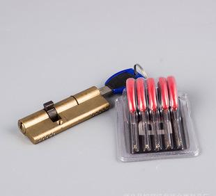 직접 판매업 신형 전 구리 다기능 자물쇠 중국 고품질 실내 방범용 철문. 전 구리 부품 도매 자물쇠