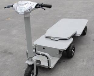 小型牵引车 电动小拖车小拖 搬运车 电动搬运车 微型牵引车;