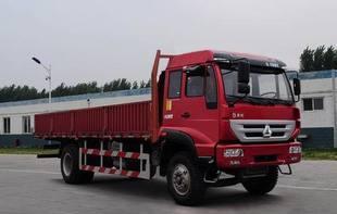 诚信第一 质量保证 新黄河4*2载货车;