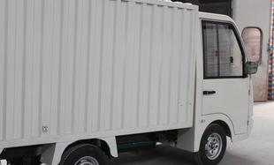专员提供 湖南电动货车厂家供应2人座电动货柜车【娄底四轮】;