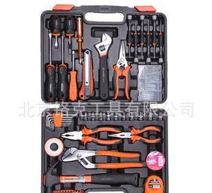 组套工具 62件维修组套 汉顿德国家用五金工具套装 工具箱组合;