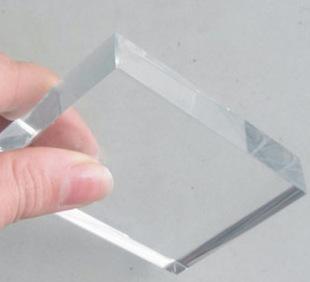专业加工 15mm金晶超白玻璃 超白玻璃深加工可用于展示柜 家具;