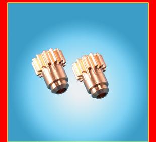 供应非标铜齿轮传动齿轮厂家批发各种电器传动齿轮精密非标铜齿轮