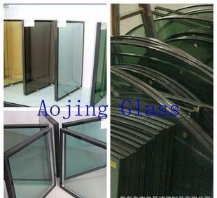 厂家直销5+12A+5 建筑中空透明玻璃深加工 节能隔音低温不结露;