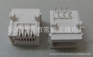 供应加工,定制,电话机带线系列RJ接口