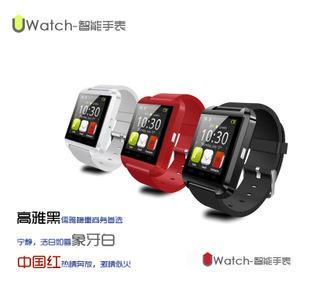 智能穿戴watch蓝牙手表通话触屏拨号智能安卓手机U8厂家直销;