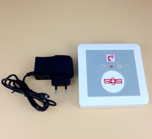 GSM防诈骗电话机GSM 紧急呼叫器 GSM老人一键拨号器;