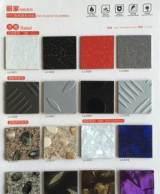厂家批发pvc地板革塑胶石塑加厚塑料 耐磨防滑家用;