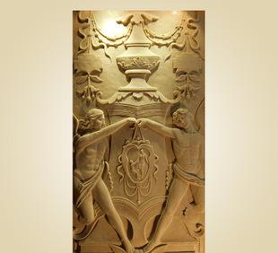 人造砂岩欧式砂岩浮雕 客**景墙 壁画玄关背景 砂岩 欧式人物